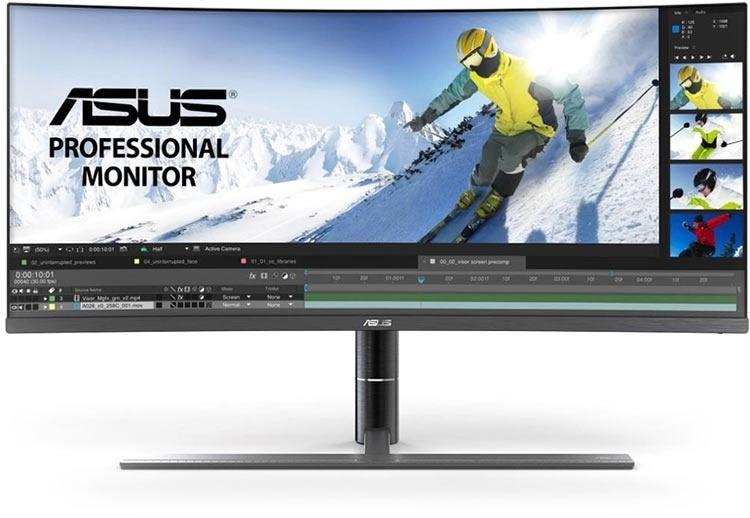 Computex 2018: несколько новых игровых мониторов ASUS