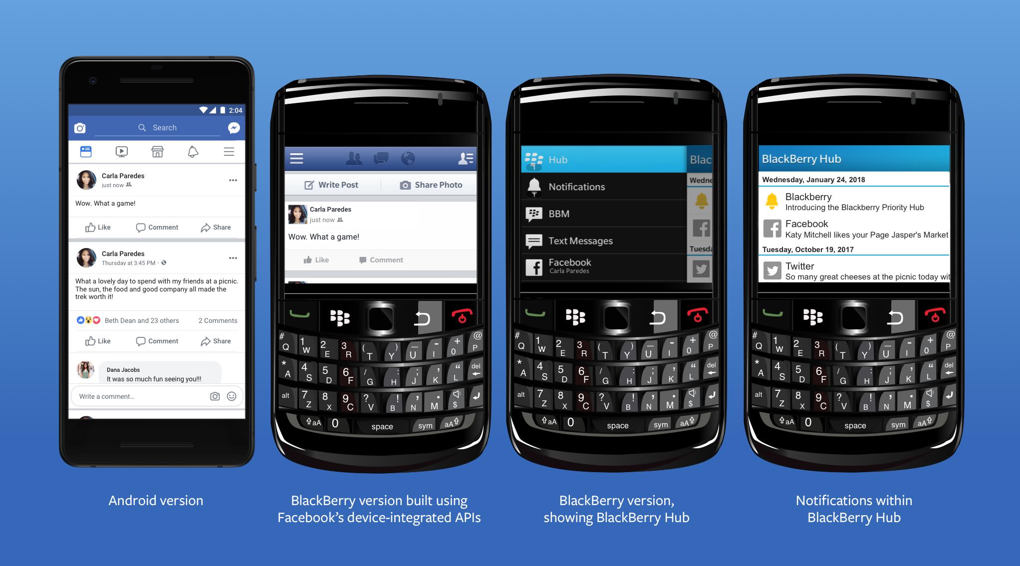Facebook отрицает, что передавал производителям устройств те же данные, что разработчику Александру Когану - 1