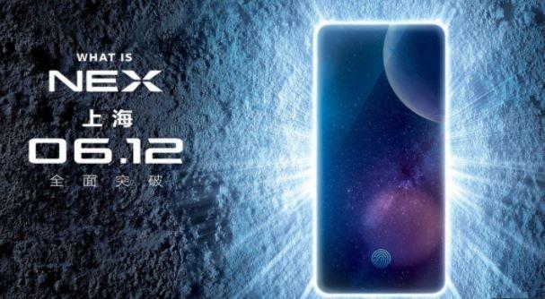 Младшая модель смартфона Vivo Nex получит шестидюймовый экран