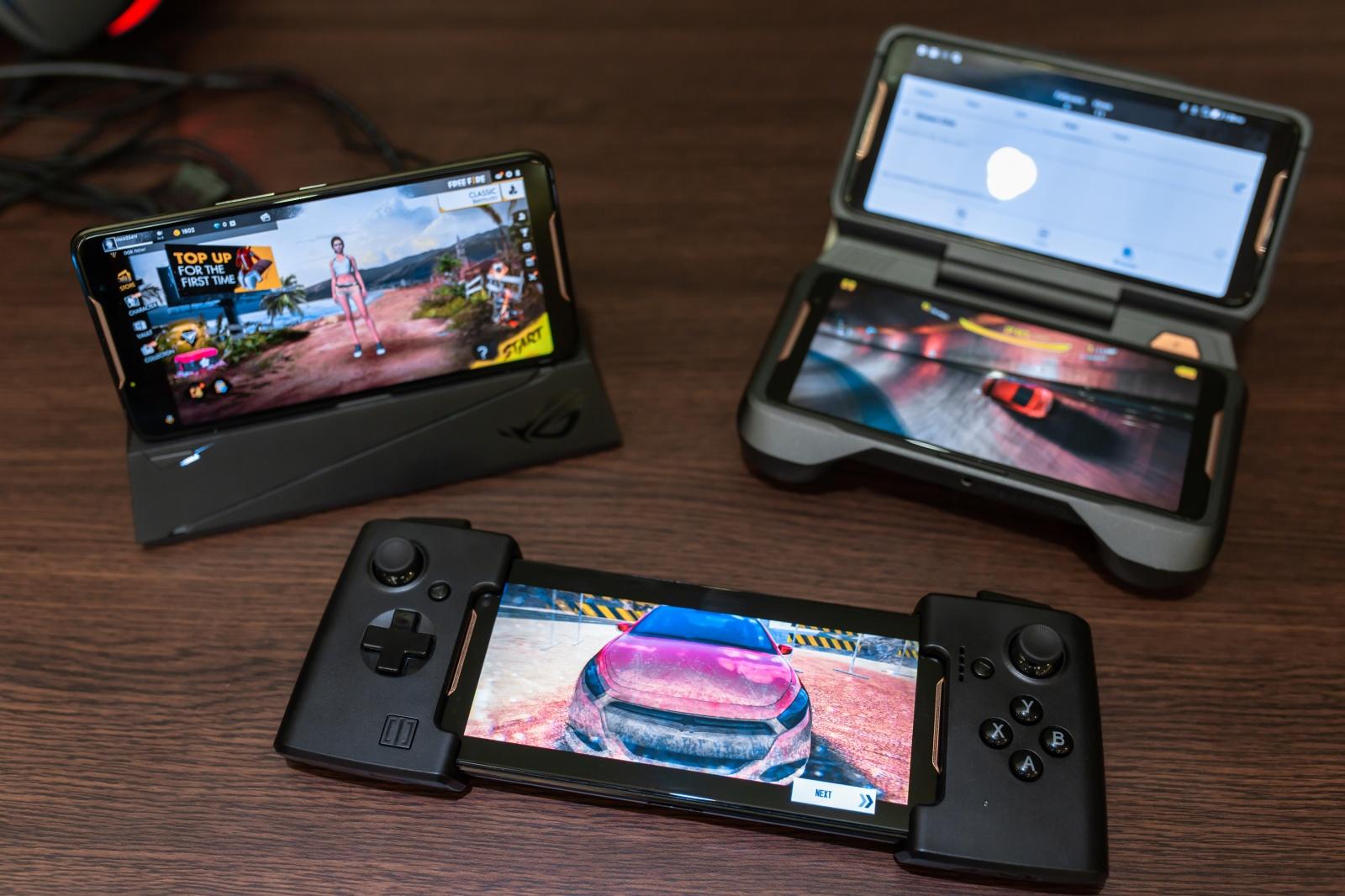 Первый взгляд на геймерский смартфон ASUS ROG Phone - 1