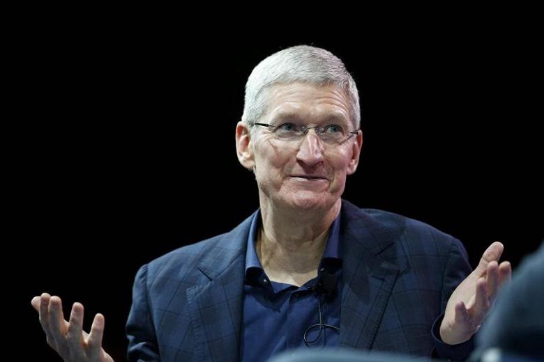 Тим Кук: я слишком часто пользуюсь своим iPhone