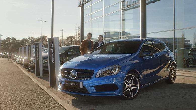 Mercedes-Benz предлагает доступ к 30 моделям своих авто по модели ежемесячной подписки