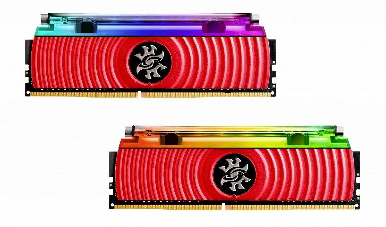 Adata на Computex 2018: от роботов до памяти DDR4 с гибридным охлаждением