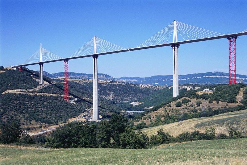 Как устроен вантовый мост?