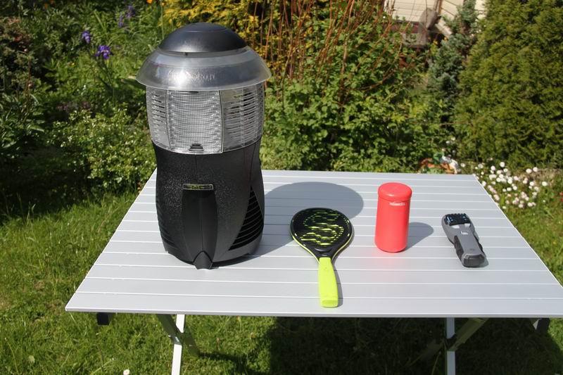 Сравнительный тест устройств по борьбе с комарами - 1