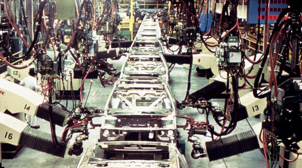Промышленной роботехнике — 57 лет! Вспомним, откуда ведется отсчет - 5