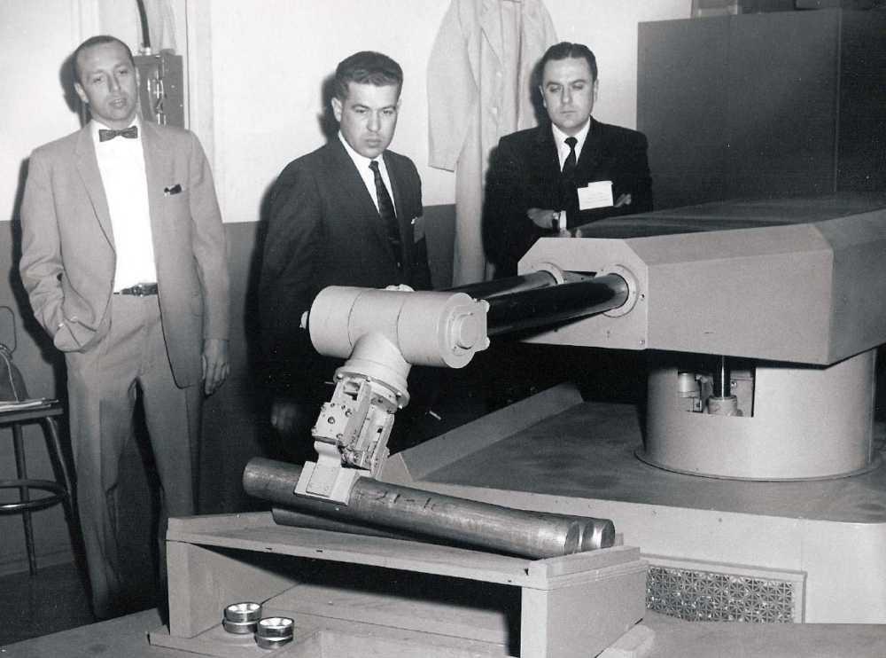 Промышленной роботехнике — 57 лет! Вспомним, откуда ведется отсчет - 1