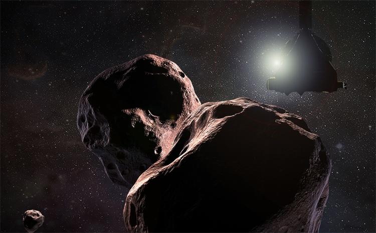 Станция New Horizons готовится к встрече с объектом из пояса Койпера