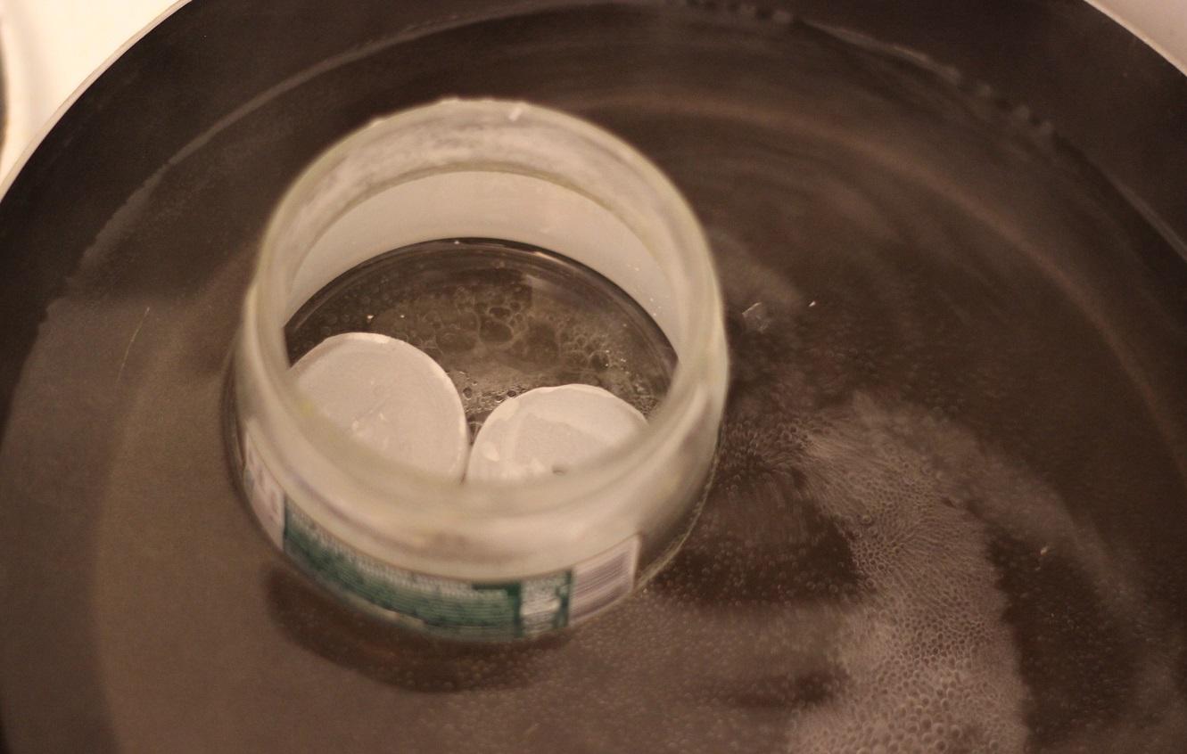 Тестирование самодельной термокружки на фазовом переходе - 10