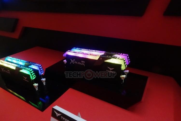 Computex 2018: модули памяти Team Group T-Force DDR4 для систем разного класса