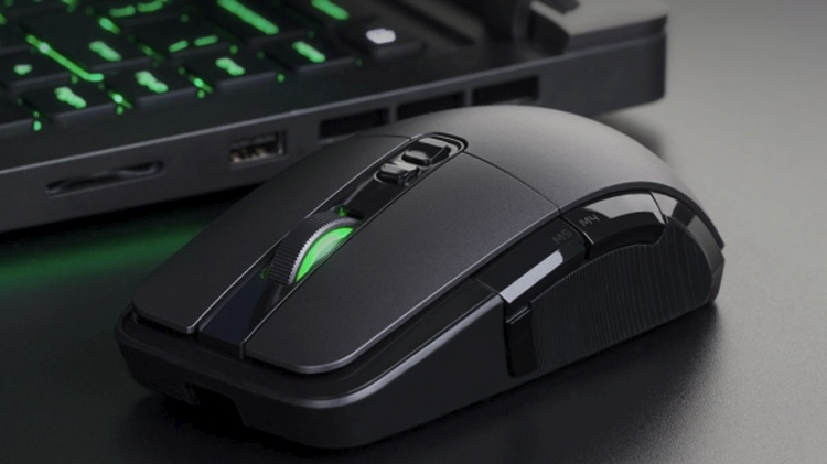 Мышь Xiaomi Mi Gaming Mouse может работать в проводном и беспроводном режимах