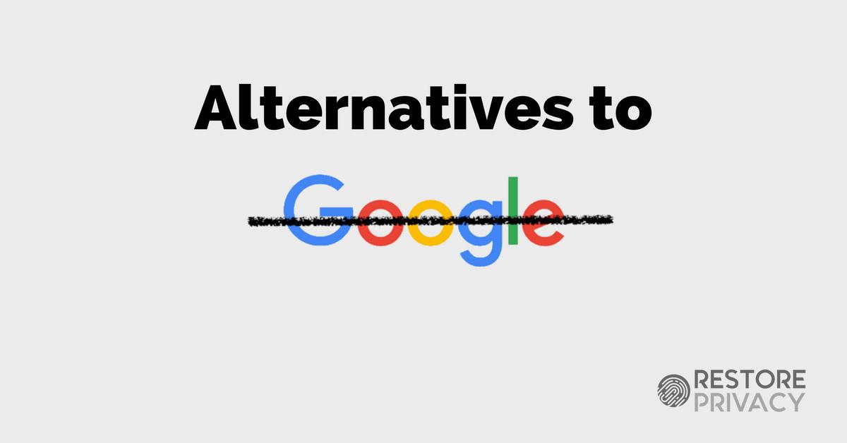 Альтернативы продуктам Google - 1