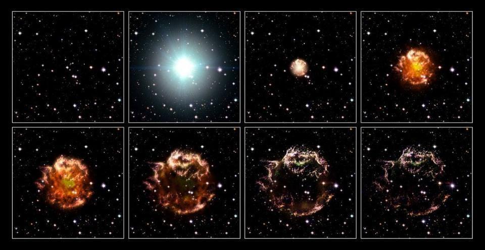 Как умирают самые массивные звёзды: сверхновая, гиперновая или прямой коллапс? - 1