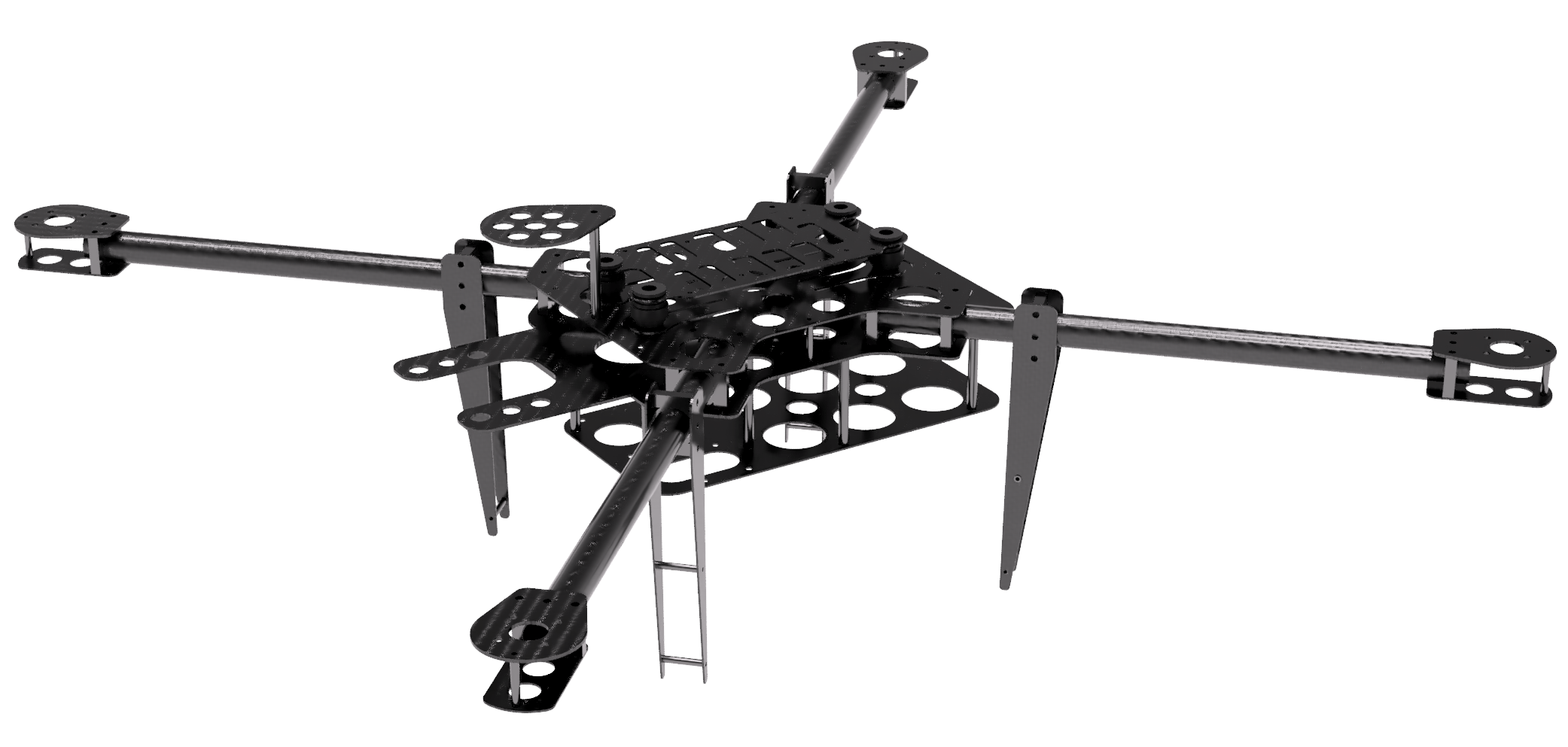 DIY автономный дрон с управлением через интернет - 13