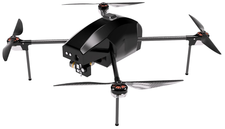 DIY автономный дрон с управлением через интернет - 15