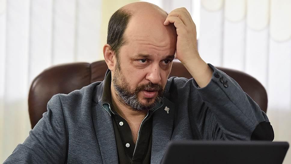 Герман Клименко освобожден от должности советника президента России - 1
