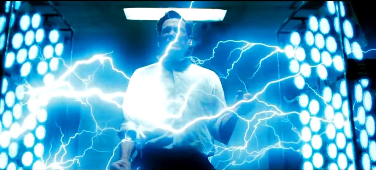 Как сделать мощную лестницу Иакова из трансформатора от микроволновки своими руками - 5