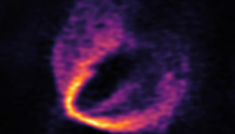 У новорождённой звезды обнаружены три планеты