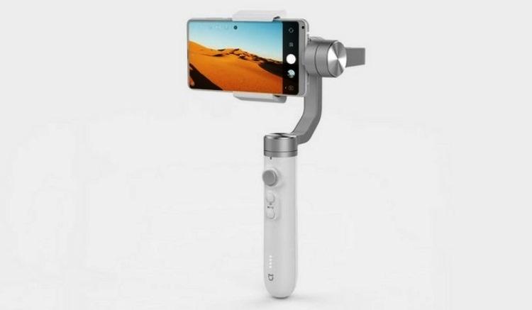 Xiaomi доверила Mijia выпуск нового трёхосного стабилизатора изображения