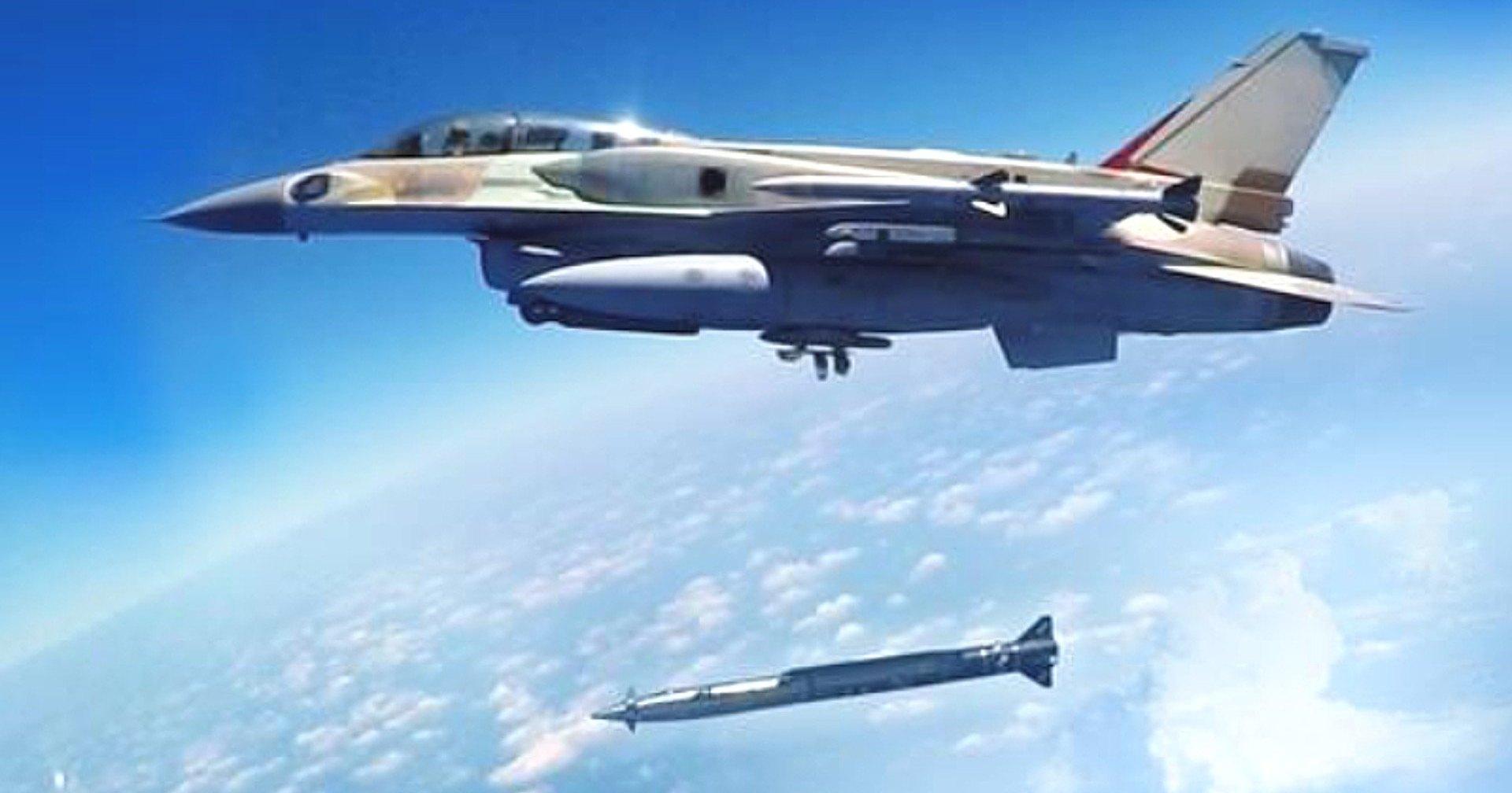 Израиль атакует Сирию новой «Яростью»
