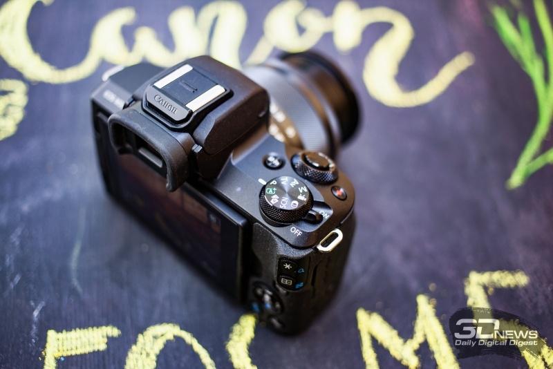Новая статья: Обзор беззеркальной фотокамеры Canon EOS M50: еще одна попытка войти в ту же реку