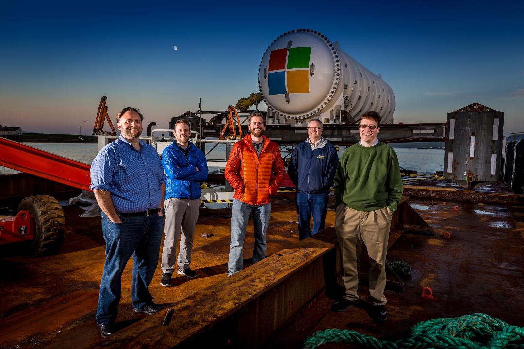 Продолжая покорять дно морское. Microsoft и его проект подводного ЦОД Natick 2 - 1