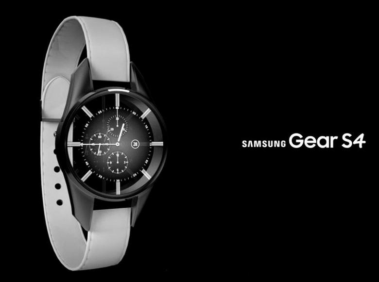 Умные часы Samsung Gear S4 должны представит 9 августа вместе со смартфоном Galaxy Note9
