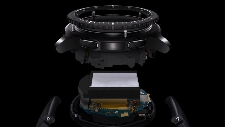 «Умные» часы Samsung Gear S4 обойдут предшественника по ёмкости батареи