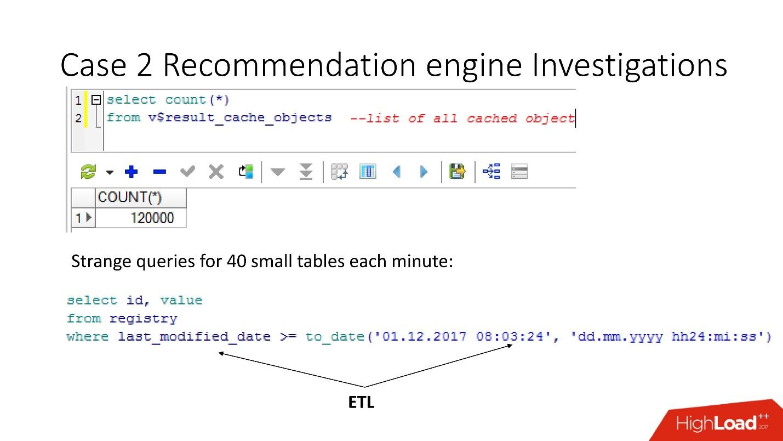100500 способов кэширования в Oracle Database - 19