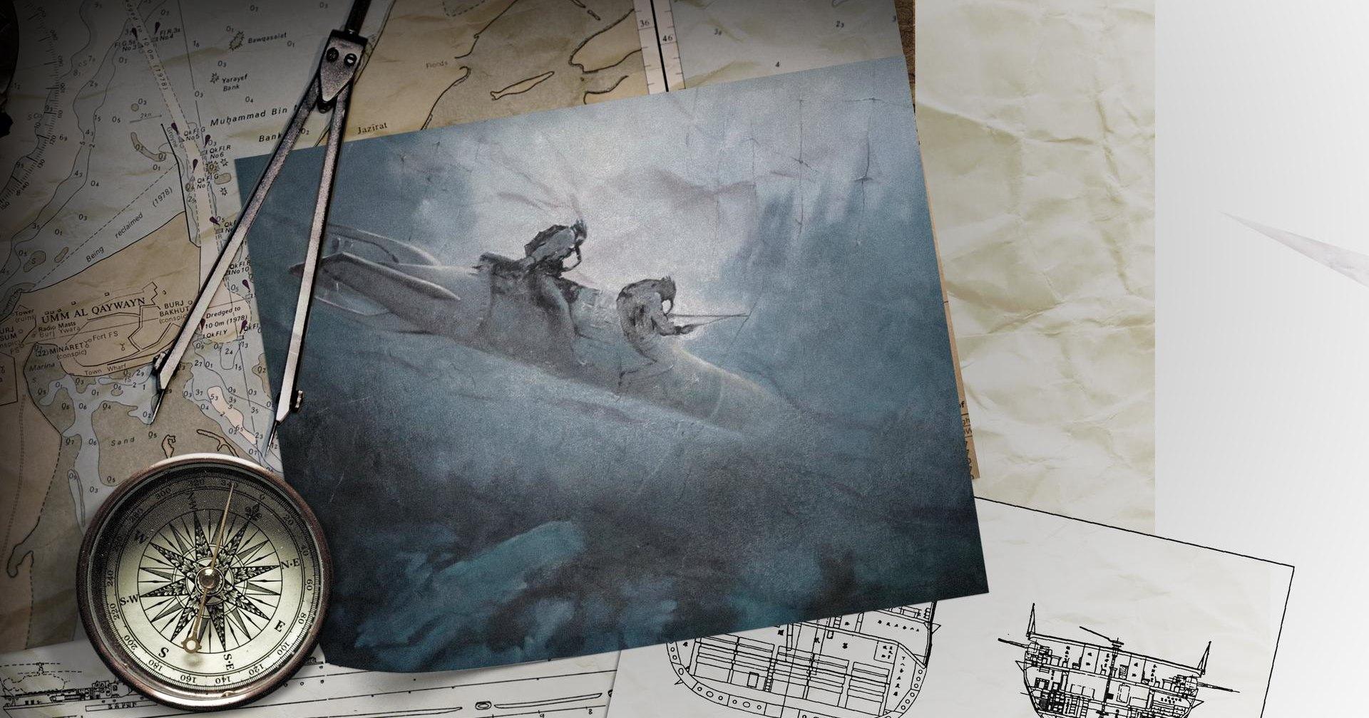 Как диверсанты взрывают корабли