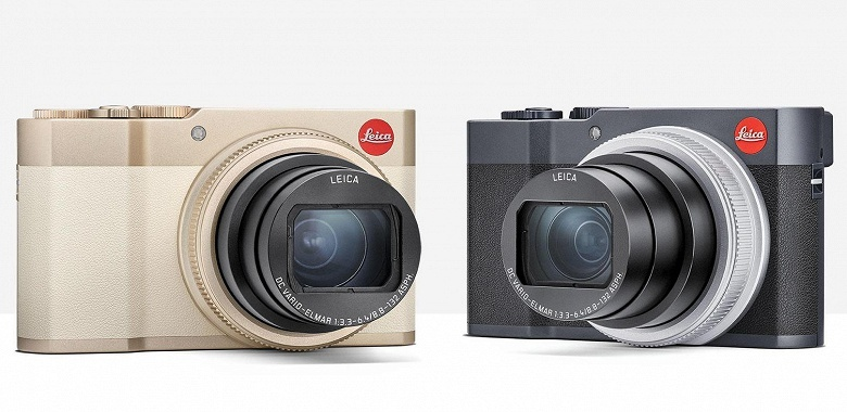 Компактная камера Leica C-Lux копирует Panasonic Lumix ZS200 при цене на $250 больше
