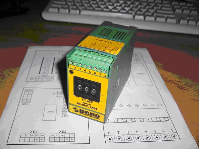 Обратная разработка реле времени ВЛ-76-С - 1
