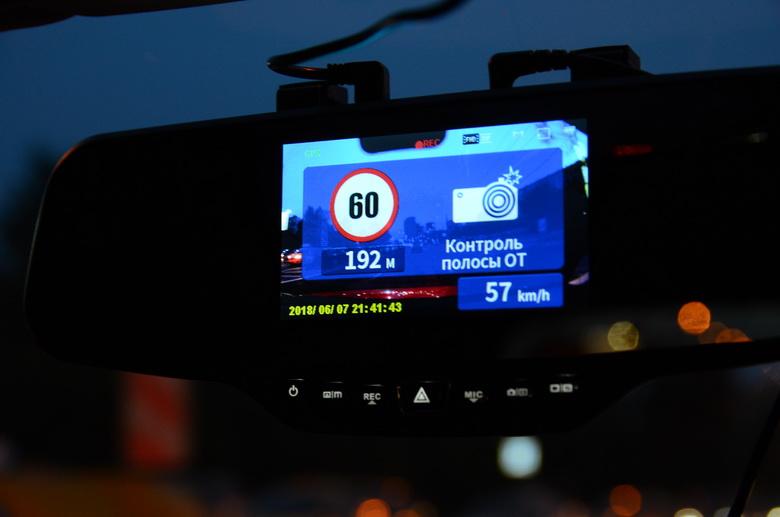 Видеорегистратор-ниндзя: обзор Neoline G-Tech X27 Dual - 14