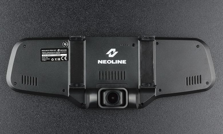 Видеорегистратор-ниндзя: обзор Neoline G-Tech X27 Dual - 8