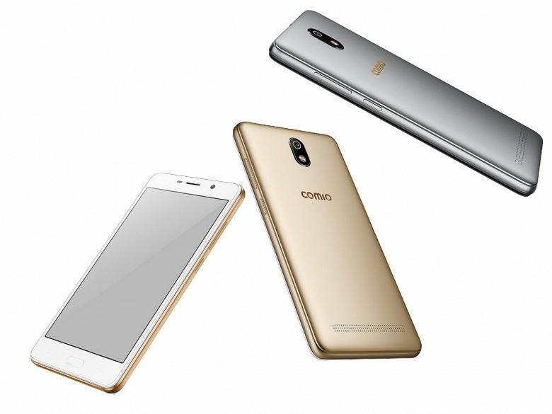 Comio C1 Pro — дешевый смартфон с соотношением сторон 16:9 и поддержкой 4G VoLTE