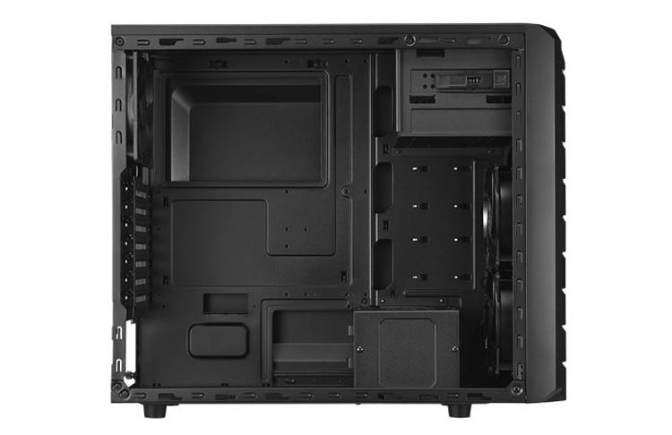 Cooler Master CMP 500/501: ПК-корпус с двумя вариантами исполнения лицевой панели