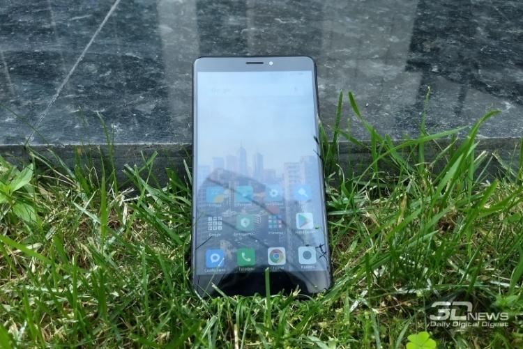 Xiaomi Mi Max 3 прошёл сертификацию в Китае