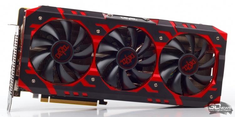 Новая статья: Обзор видеокарты PowerColor Radeon RX Vega 56 Red Devil: адское пекло