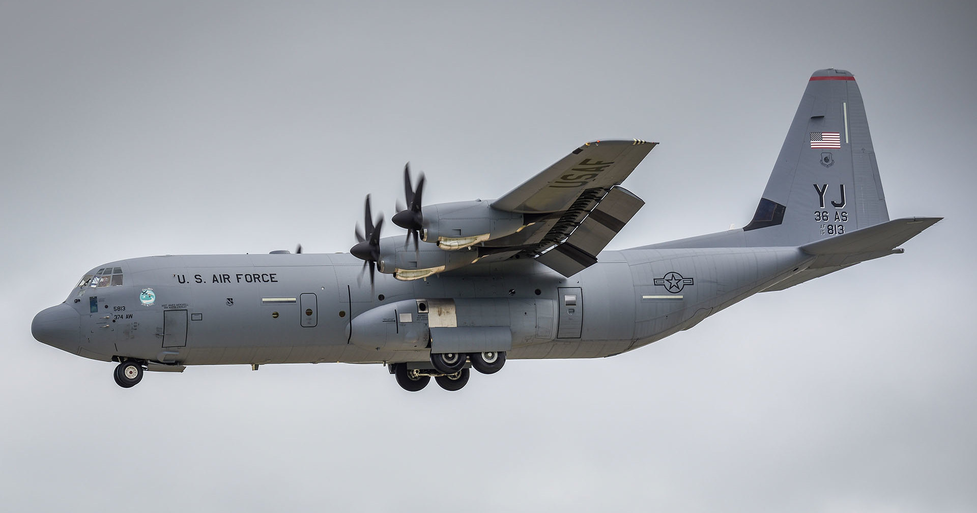 Пентагон будет искать ядерные взрывы самолётами