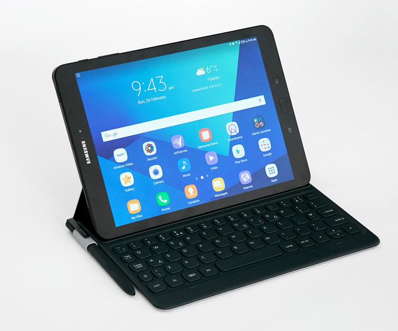 Планшеты Samsung Galaxy Tab S4 и Galaxy Tab A 10.1 могут показать уже в августе