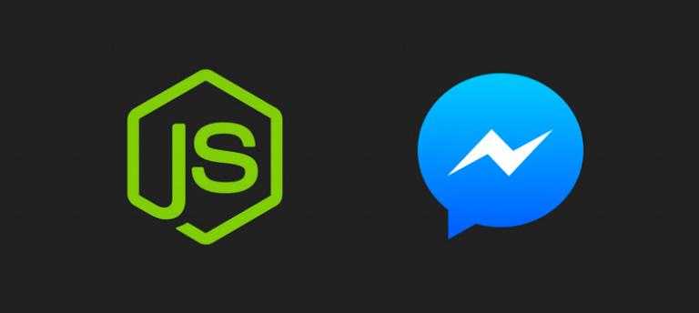 Разработка чат-бота для Facebook Messenger на node.js - 1