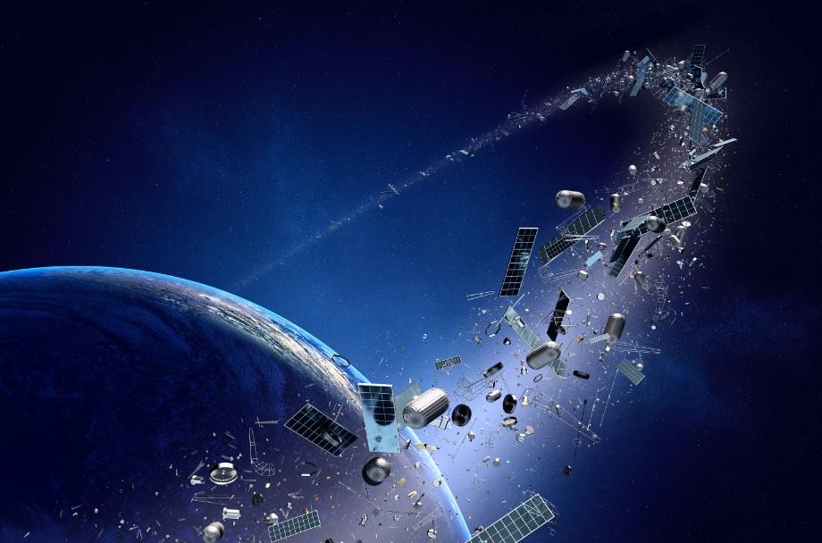 США планирует всерьез заняться проблемой космического мусора - 1