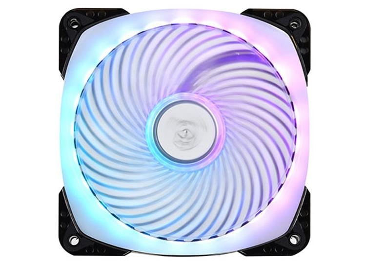 Вентиляторы SilverStone AP-ARGB представлены в версиях размером 120 и 140 мм