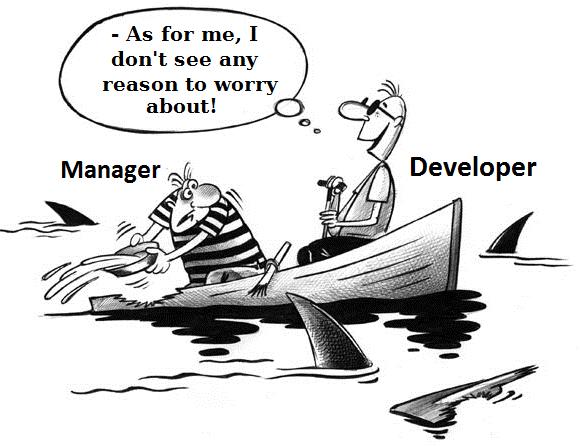 Карьера менеджера в ИТ: от командной строки к командной работе - 5
