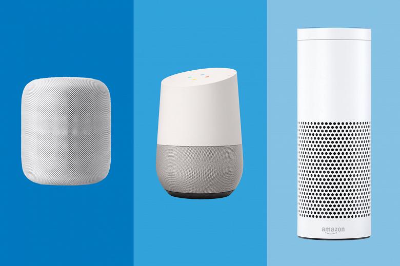 Всего 6% владельцев умных колонок используют их для управления устройствами умного дома