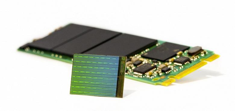 Micron обещает начать поставки 96-слойной флэш-памяти во втором полугодии