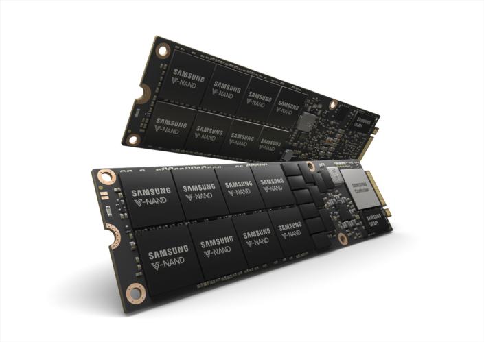 Samsung выпустила SSD емкостью 8 ТБ для серверов
