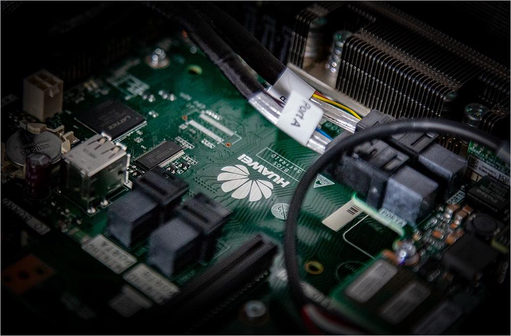 Анатомия платформы Huawei FusionServer хостинга RUVDS - 1