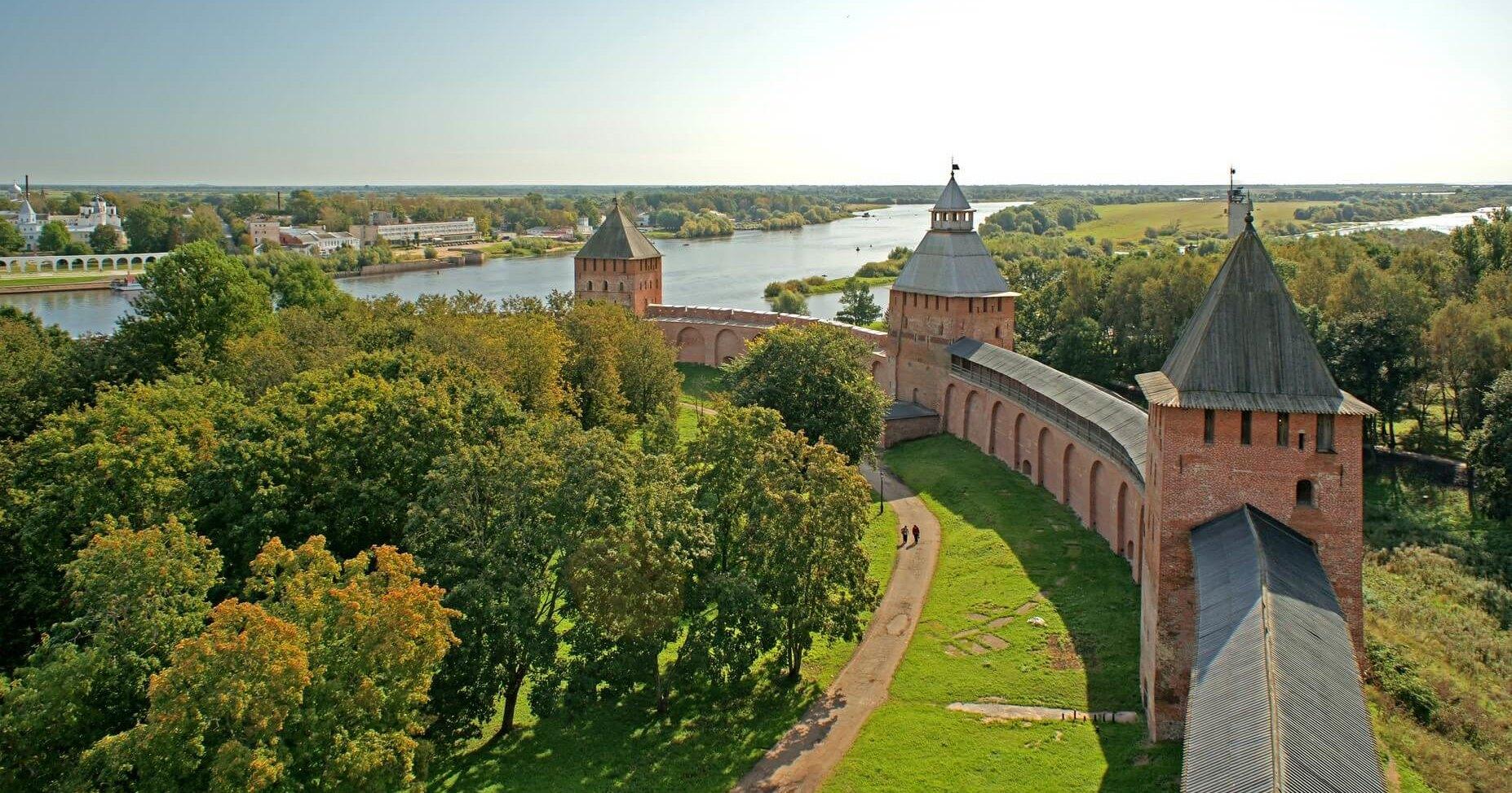 Археологи нашли в Великом Новгороде древний мост
