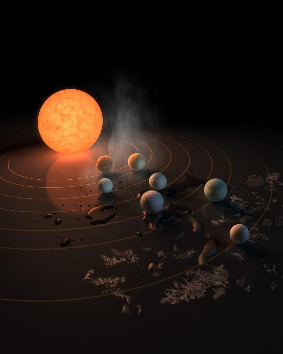 Спросите Итана: как близко друг к другу могут появиться инопланетные цивилизации? - 6